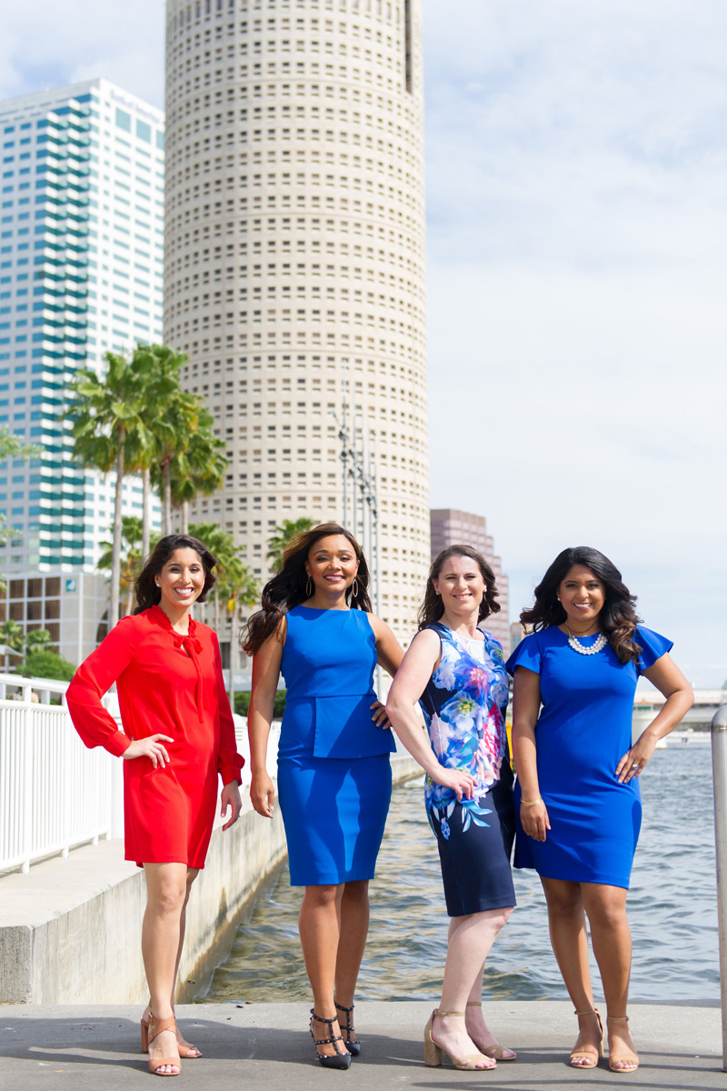 WOMAN'S GROUP PHYSICIANS TAMPA BAY