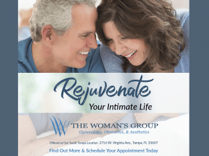 vaginal rejuvenation treatment tampa