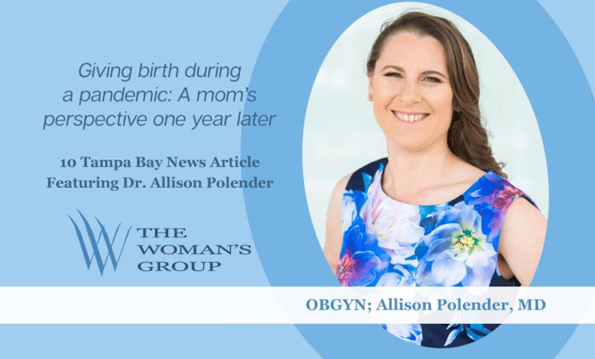 Dr Allison Polender Tampa OBGYN
